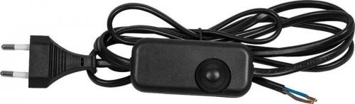 DM103-200W 230V 1,5+0,5м (с диммером) черный