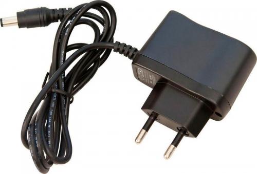 DM105 Трансформатор электронный для светодиодной ленты 6W 12V (шнур 1.2 м) (драйвер)
