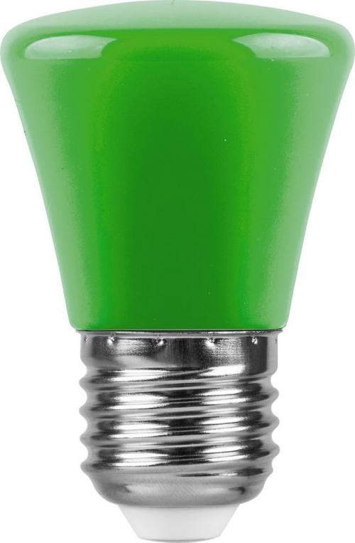 LB-372 (1W) 230V E27 зеленый Колокольчик для белт лайта
