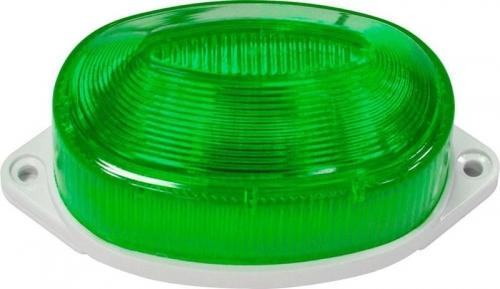 ST1C светильник-вспышка (стробы) 3,5W 230V зеленый