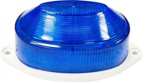 ST1B светильник-вспышка (стробы) 3,5W 230V синий