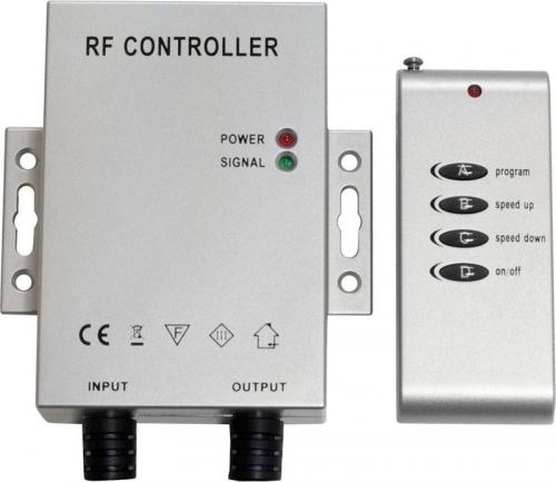 LD10 Контроллер для светодиодной ленты RGB DC12V  MAX:10A, IP20 (подходит для LS606,607)