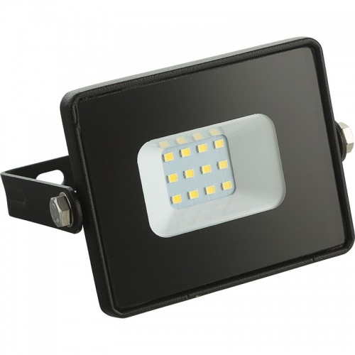 LL-919 2835 SMD 20W 6400K IP65  AC220V/50Hz, черный  114*121*26 мм