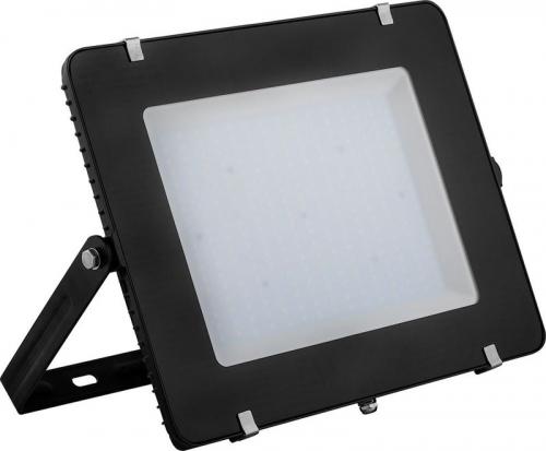 LL-924 2835 SMD 200W 6400K IP65  AC220V/50Hz, черный 346*439*56 мм