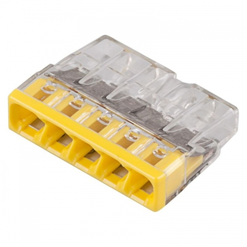 2273-205 Клеммы для распределительных коробок без конт. пасты, 5-проводные
