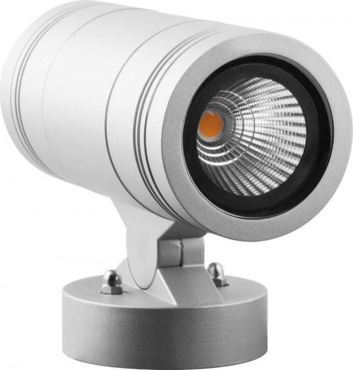 SP4312 Уличный светодиодный светильник ЛЮКС, 21W AC230V,D76xH176x136MM IP65, 3000К