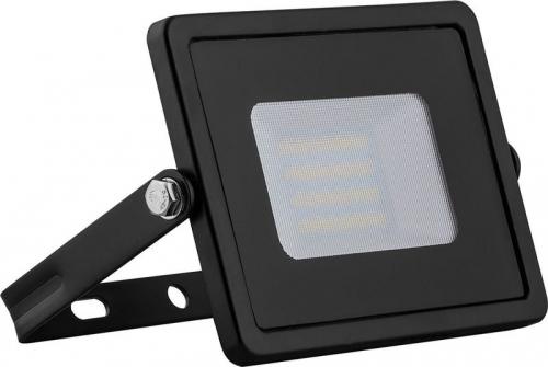 LL-920 2835 SMD 30W 6400K IP65  AC220V/50Hz, черный 132*153*27 мм