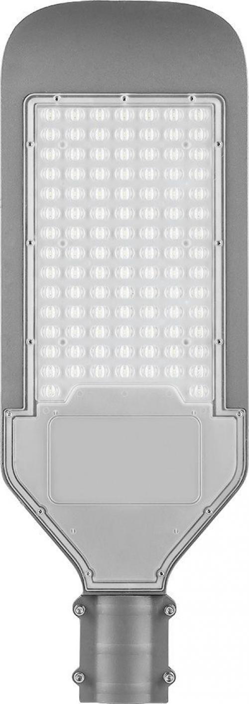 SP2922 уличный 50LED*50W - 6400K  AC100-265V/ 50Hz цвет серый, IP65
