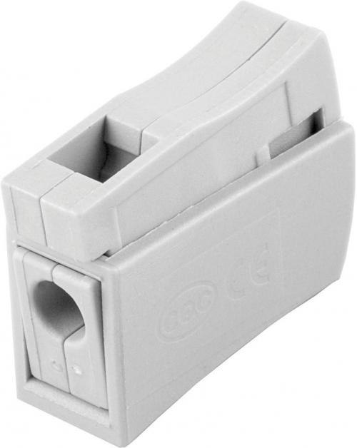 LD224-101 Клемма для светильников, двусторонняя (DIY упаковка 5 шт)