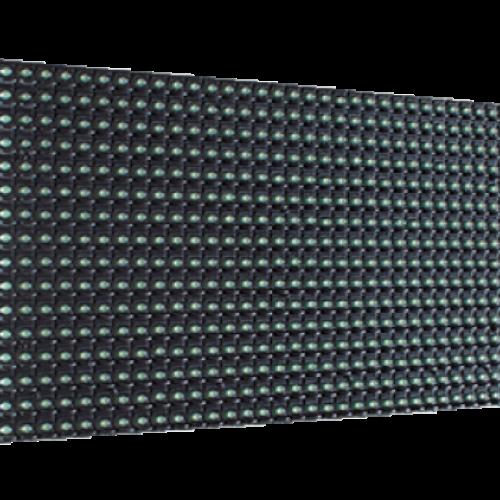 Модуль для бегущей строки 320х160 P10 20W 2700 KD/m2 красный